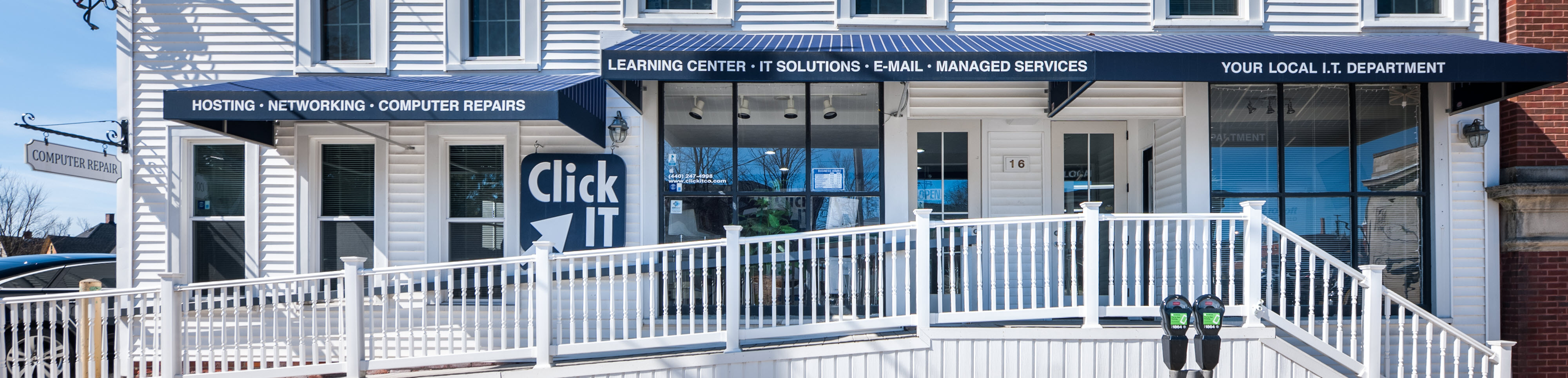 Click IT Company Store in Chagrin Falls Ohio