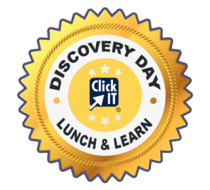 Lunch and Learn at Click IT